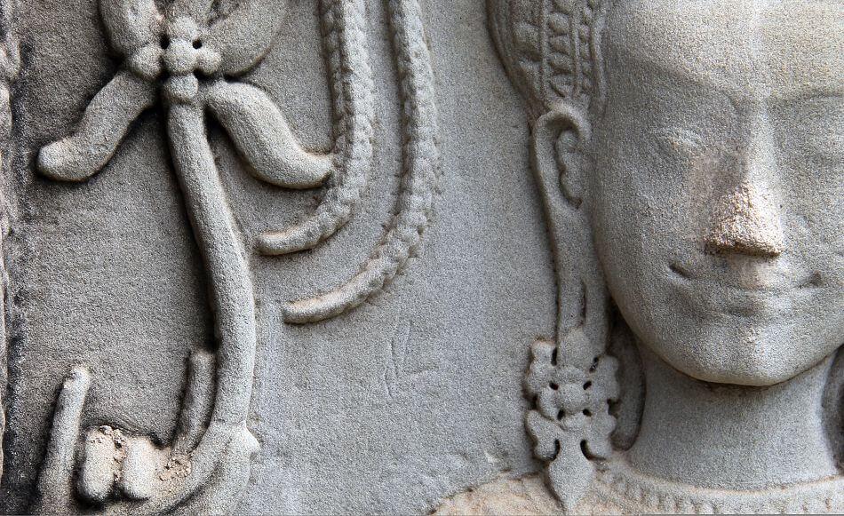 Apsara – eine weibliche Gottheit