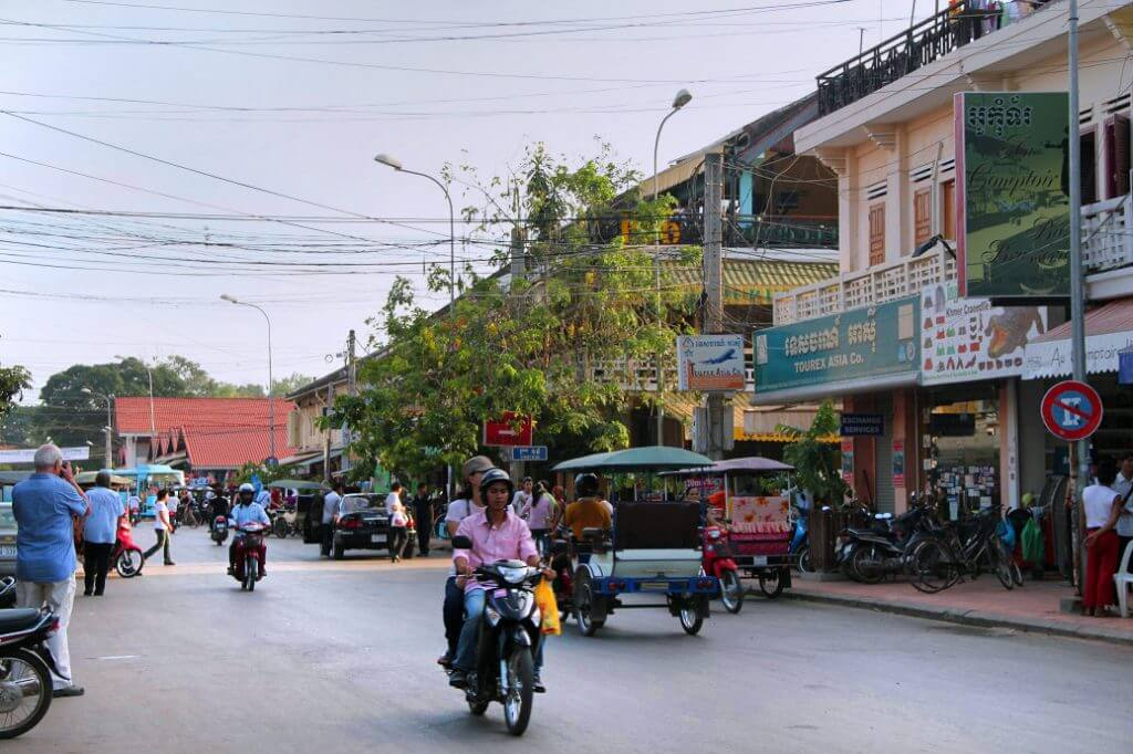 The City of Siem Reap