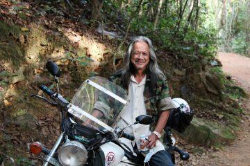 Mike - das Kambodschanisch amerikanische Original