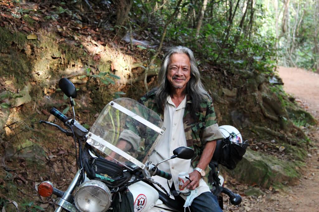 Mike – das kambodschanisch amerikanische Original