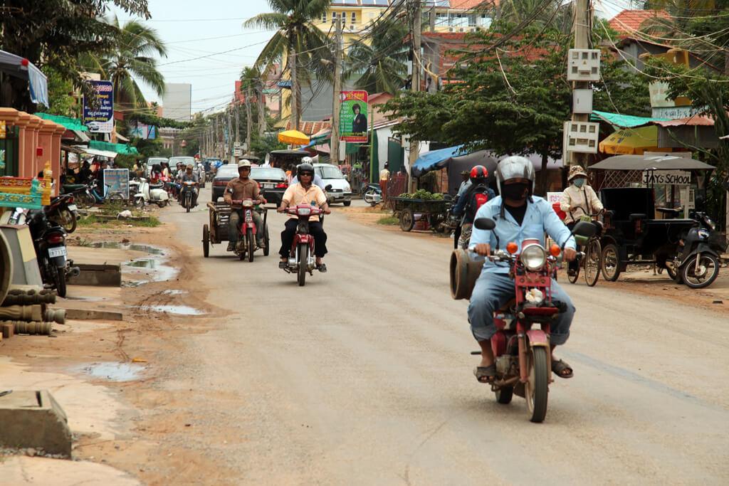 Tuk Tuk fahren in Siem Reap – alles was Du wissen musst