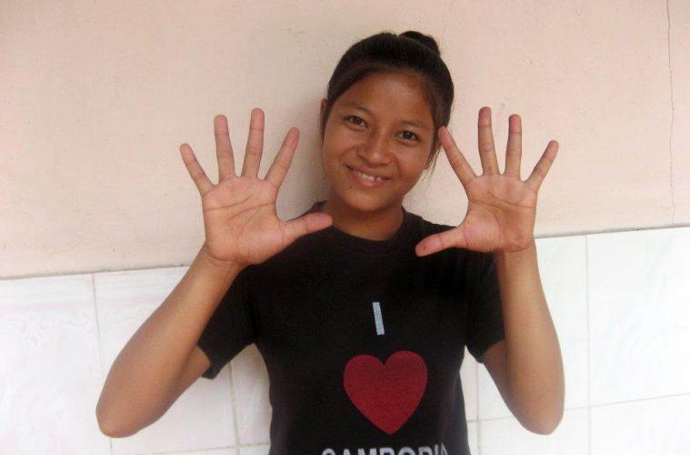 Die Zahlen in der Sprache Khmer von 1 bis 10 zum Anhören
