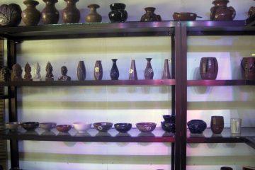 keramische handwerkskunst aus Kambodscha