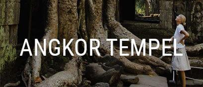 Angkor Tempel - Button Sidebar