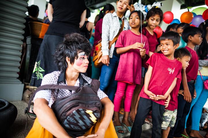 Phare, der kambodschanische Zirkus in Siem Reap