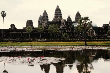 Angkor Wat, Kambodscha - Haupttor