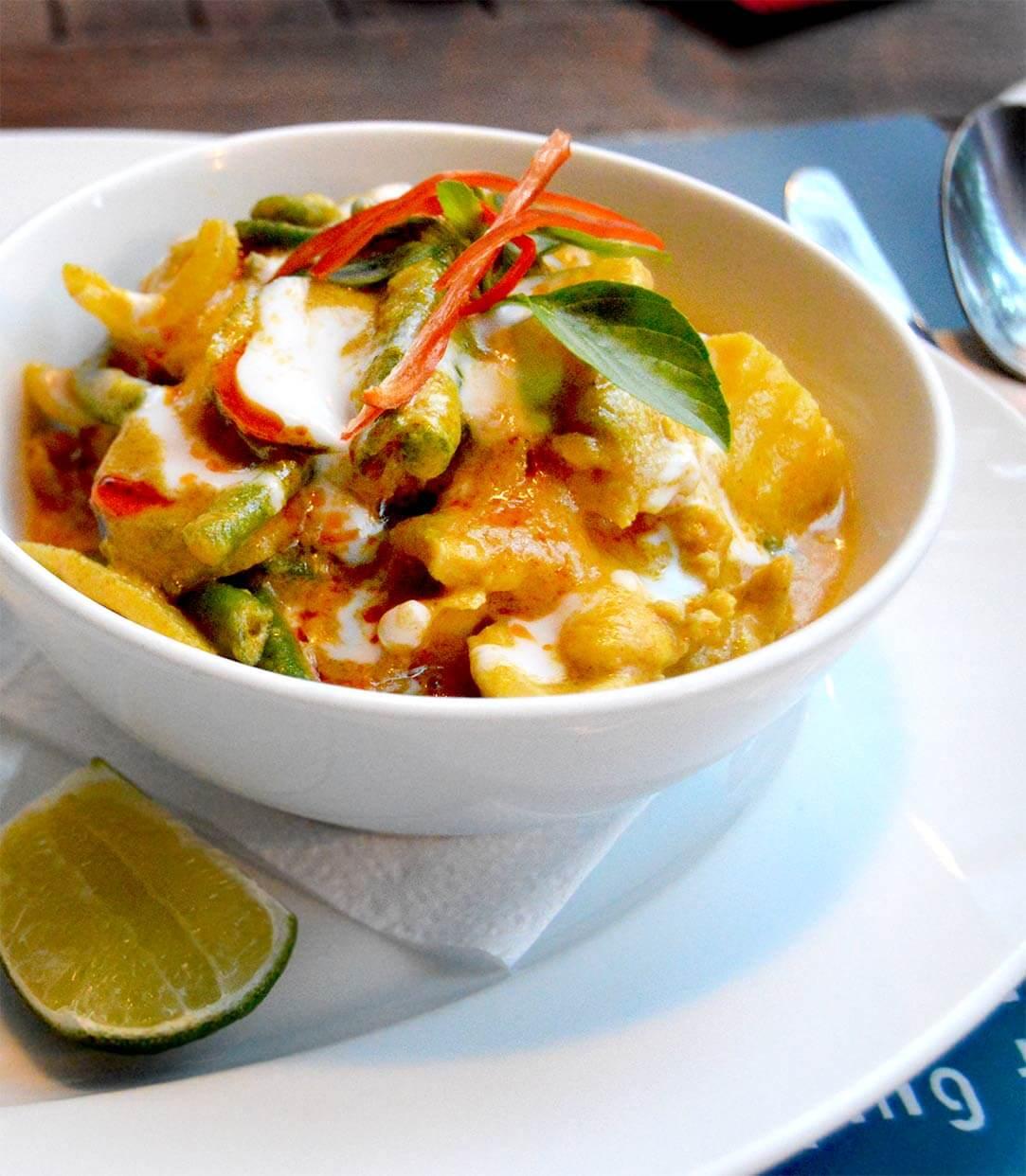 Khmer Amok - Haven Restaurant