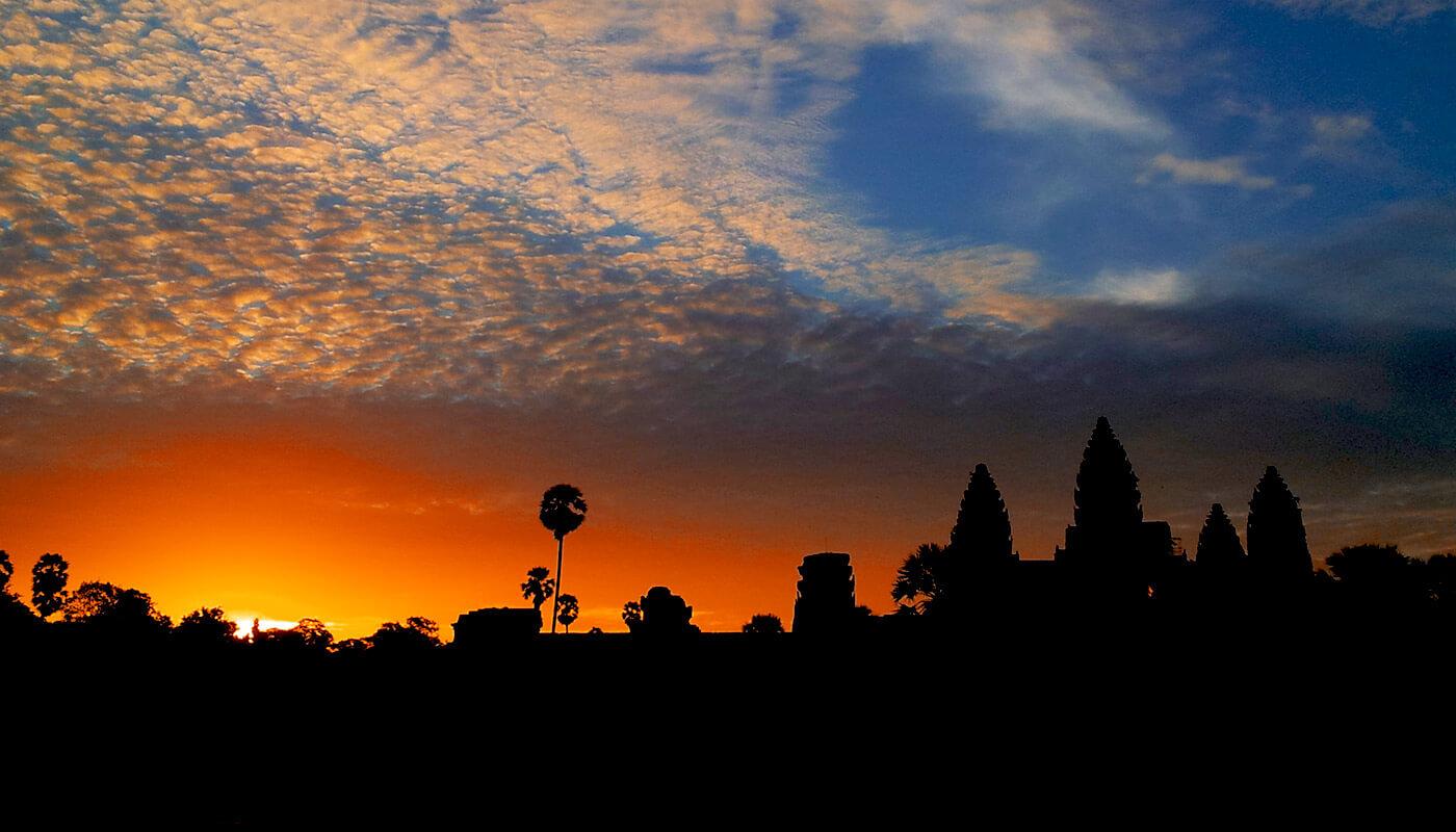 Angkor Tempel – Zeitstrahl einer Epoche