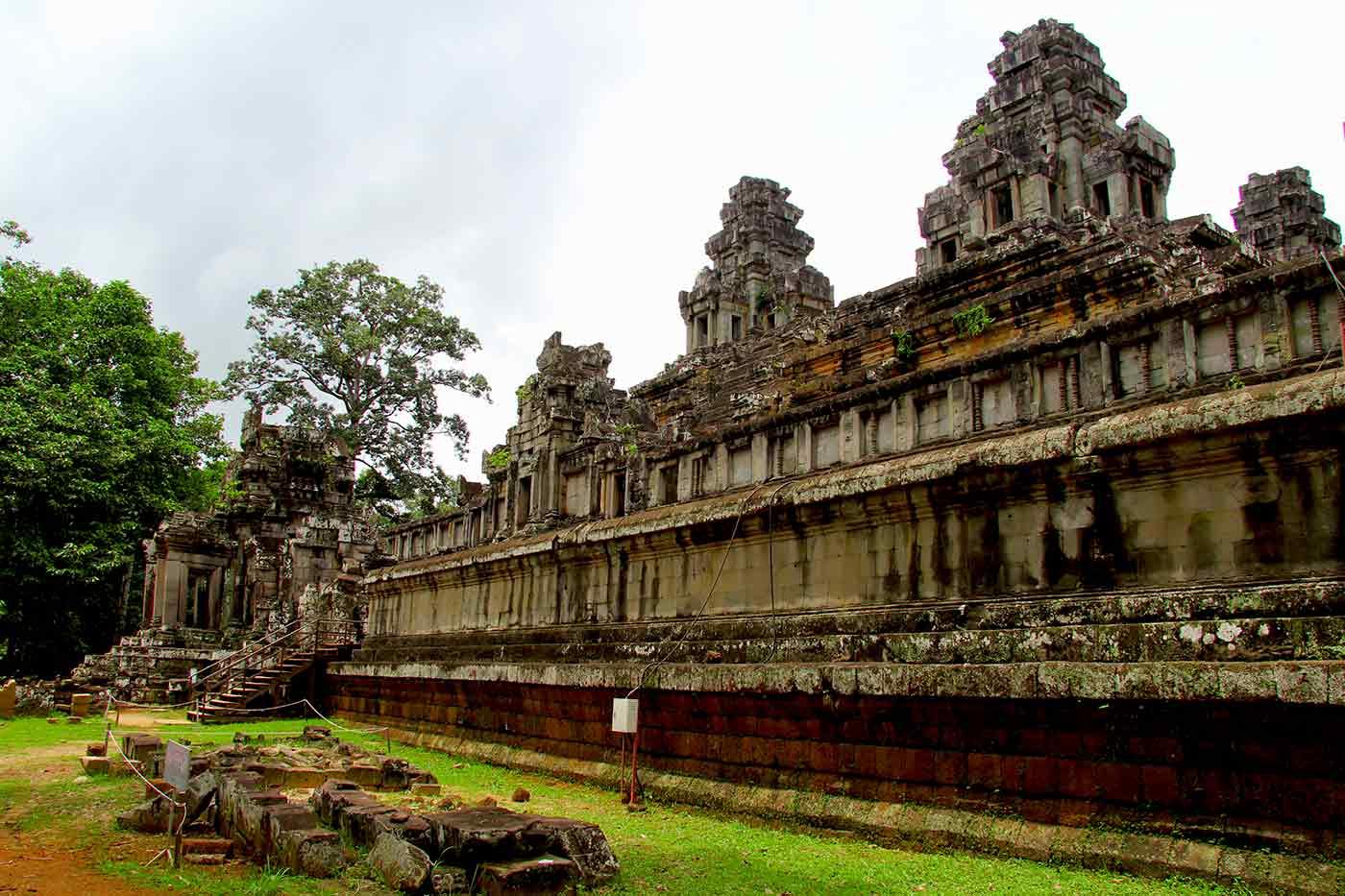 Ta Keo - Angkor Tempel, Kambodscha
