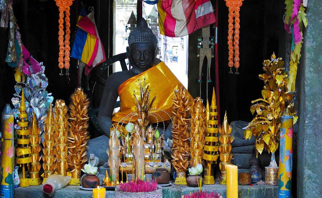 Banteay Kdei - Angkor Tempel Kambodscha