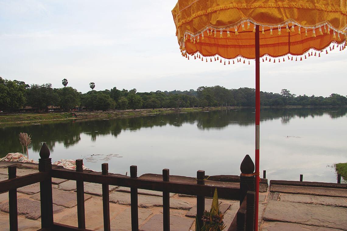 Buddhismus - Angkor Wat