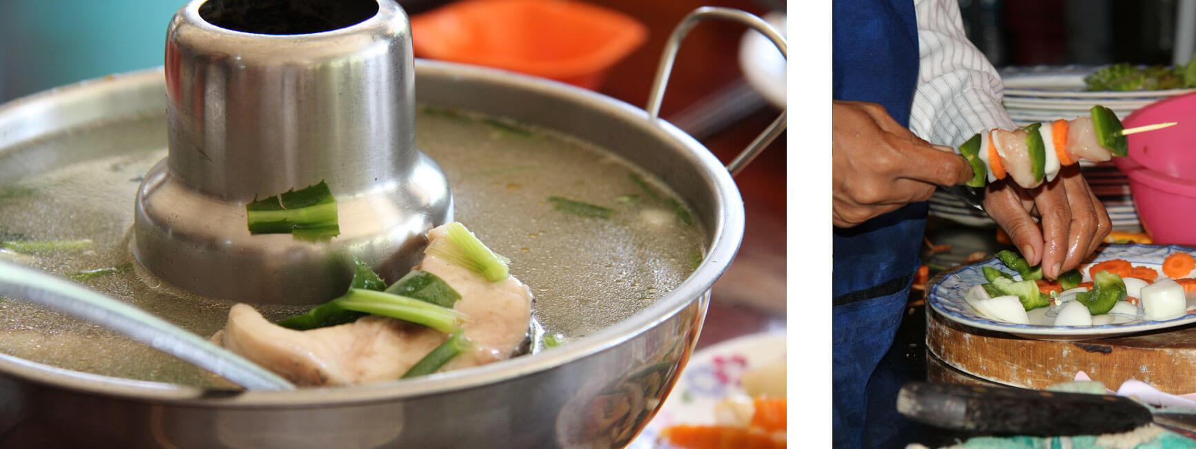 Kochen in Siem Reap