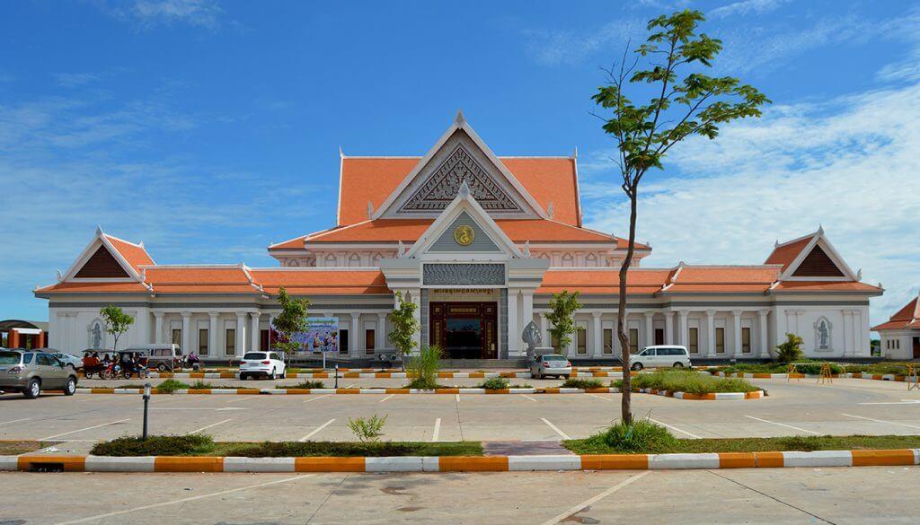 Panorama Museum Siem Reap | Eingang