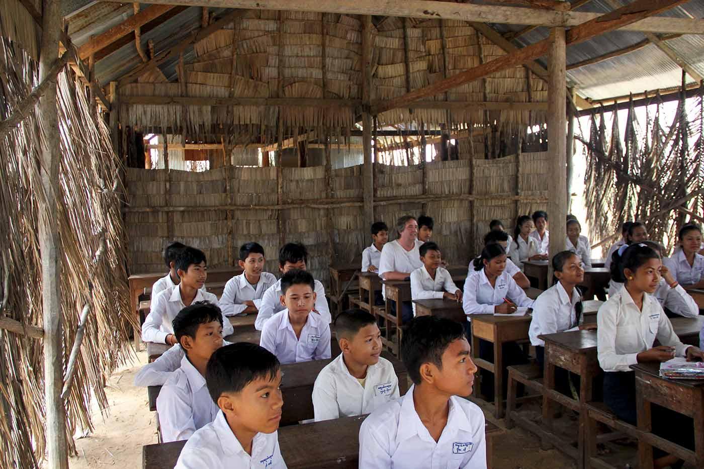 Schule Siem Reap