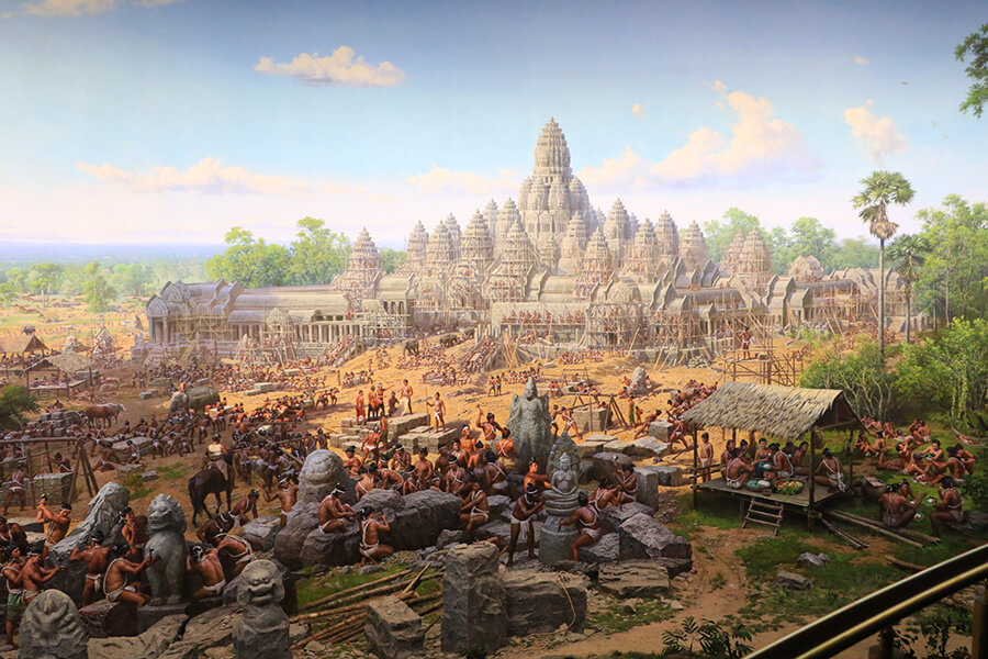 Angkor Panorama Museum   Quelle: Cambodian Travel Partner