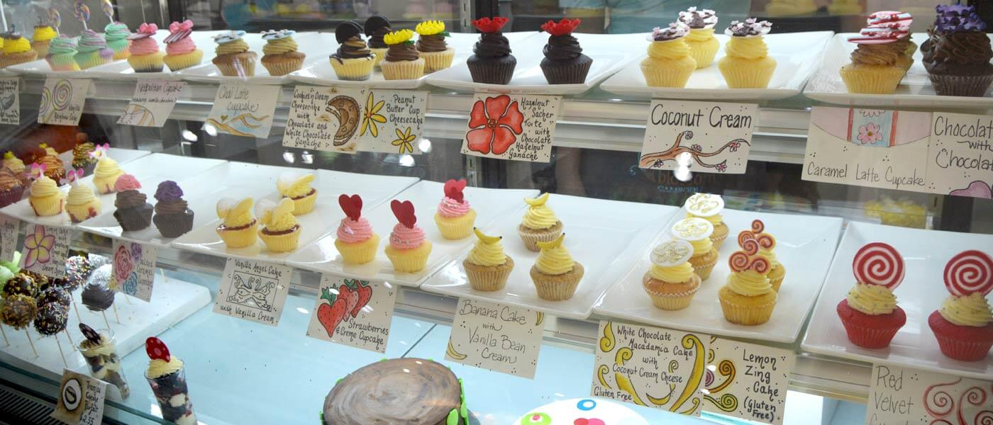Bloom Cafe – Cupcakes Deluxe in Siem Reap