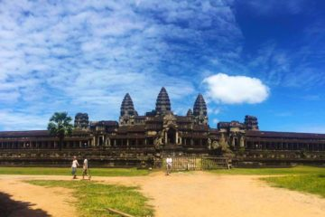 Angkor Wat Osteingang | Van Suon