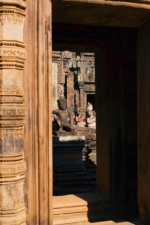 Banteay Srei Angkor Tempel | Phillip Oehlke