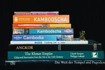 Bücher über Kambodscha und Angkor