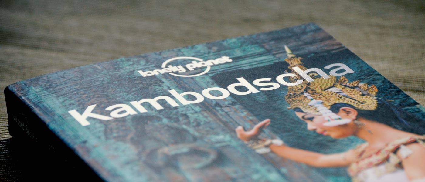 """""""Kambodscha"""" von Lonely Planet, Buchvostellung und Verlosung"""