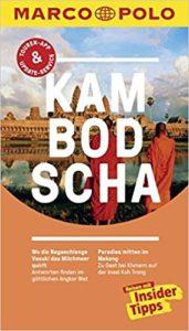 Marco Polo Reiseführer Kambodscha | Cover