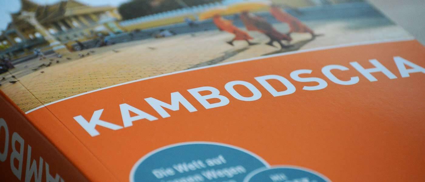 """""""Kambodscha"""" von Stefan Loose – Buchvorstellung & Verlosung"""