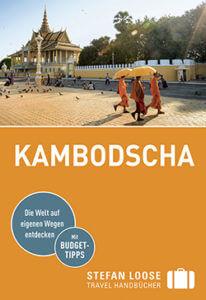 Kambodscha Reiseführer Stefan Loose | Cover