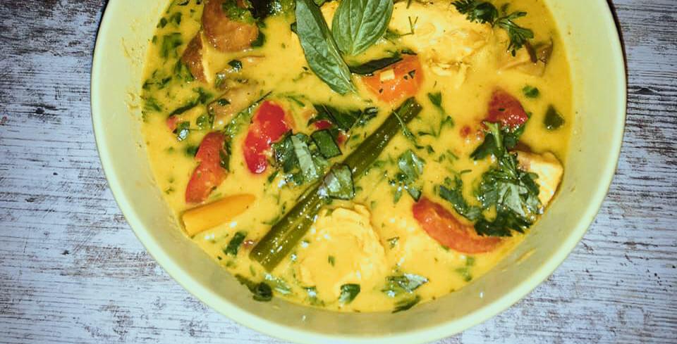 Khmer Curry aus dem Haven Kochbuch | Foto: Malina H.