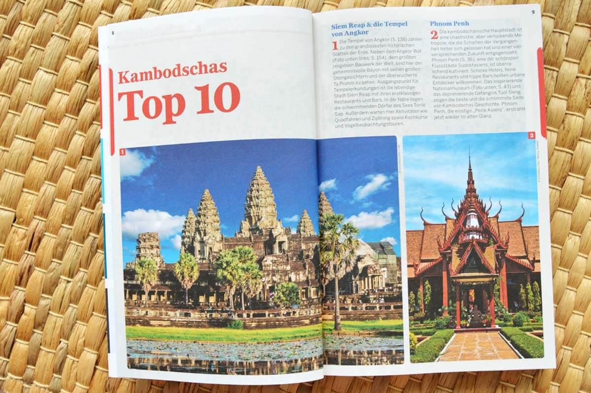 Kambodschas Top 10 - Kambodscha, Reiseführer Lonely Planet