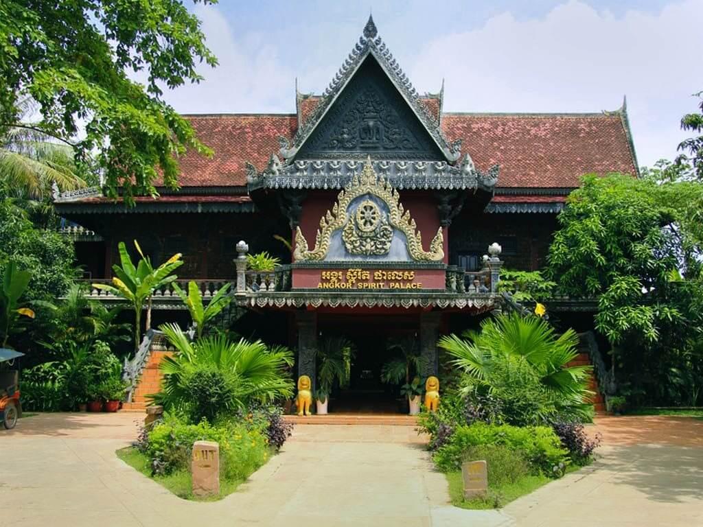Angkor Spirit Palace Hotel Siem Reap