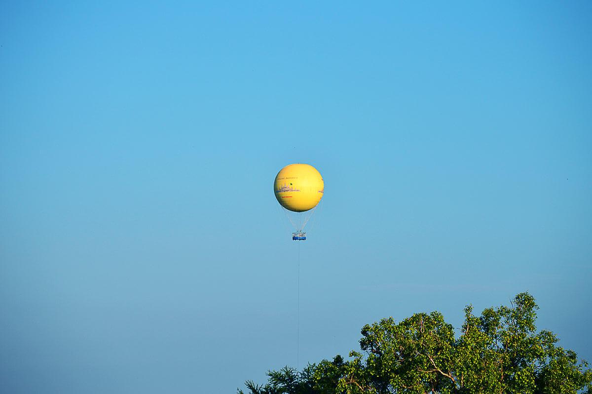 Ballonfahrt - Siem Reap