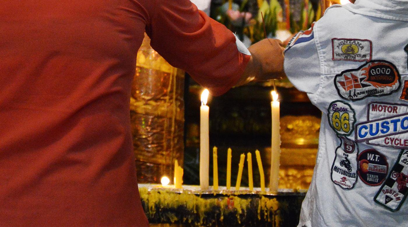 Pchum Ben – Tag der Vorfahren in Kambodscha