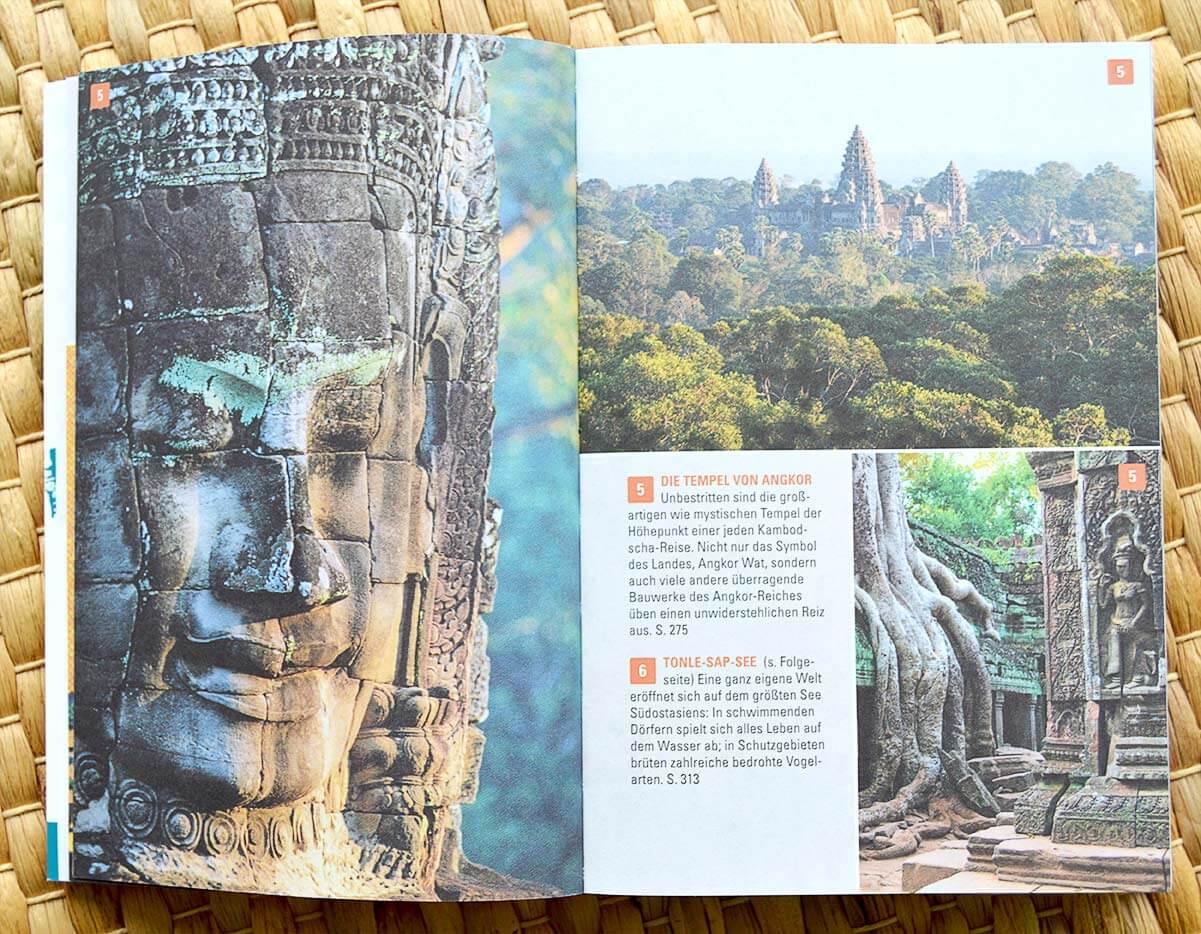 Angkor Tempel im Kambodscha Reiseführer von Stefan Loose