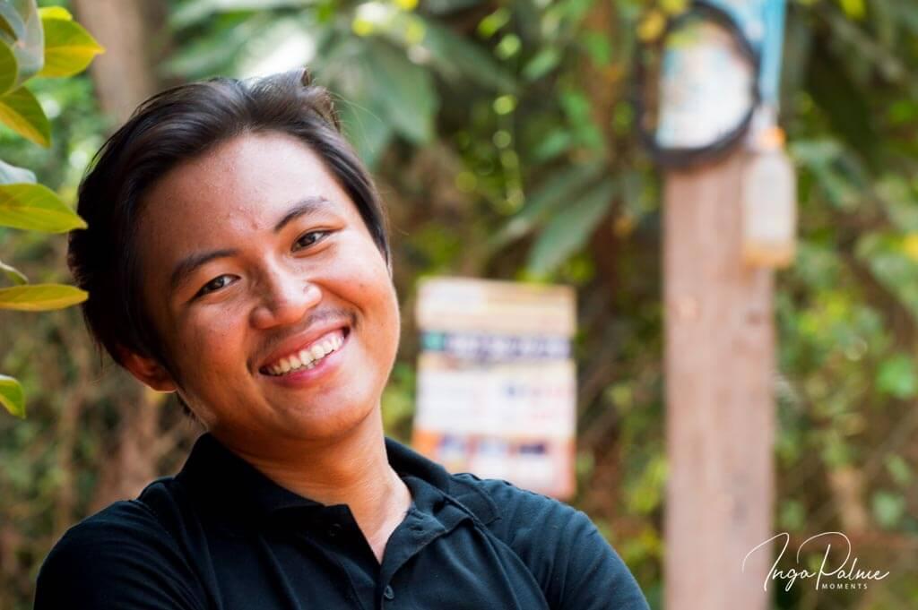 Mr. Sokha - Tourguide Cambodian Travel Partner