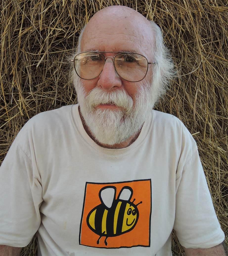 Dani Jump - Gründer und Inhaber von Bees Unlimited in Siem Reap