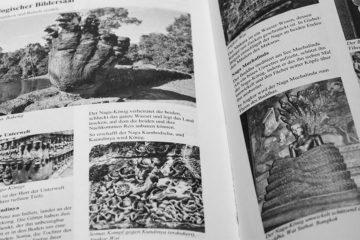 Mythologischer Bildersaal im Angkor Taschenbuch von Reinhart Zieger
