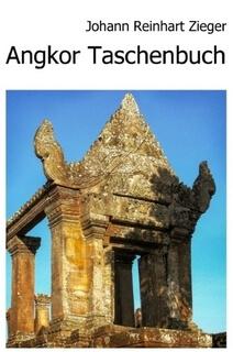 Angkor Taschenbuch, Reinhart Zieger, Cover