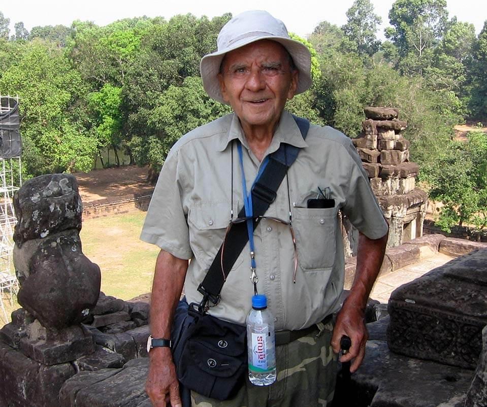 Reinhart Zieger - Kambodscha