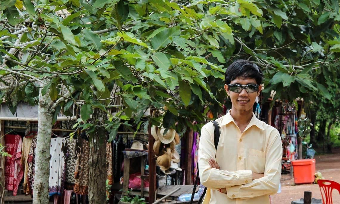 Angkor Tour Guide