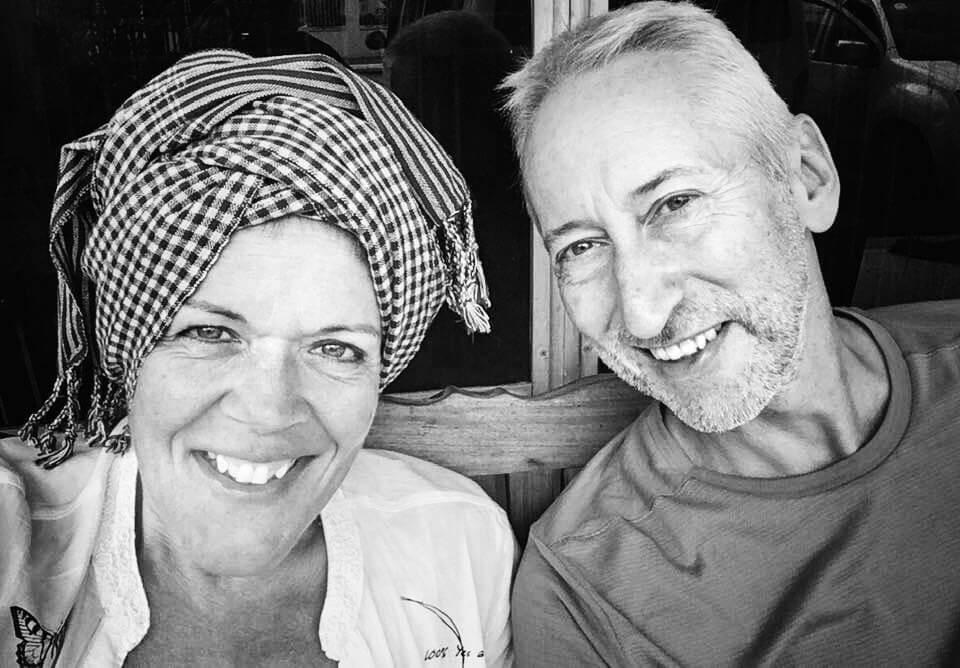 Andrea und ihr Mann Klaus