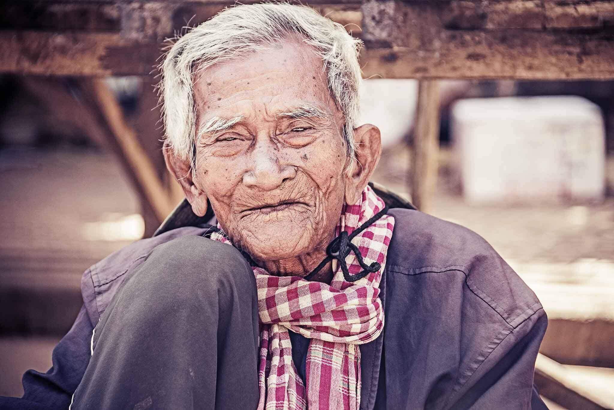 Portrait - Andrea Künstle Fototour Kambodscha 2019