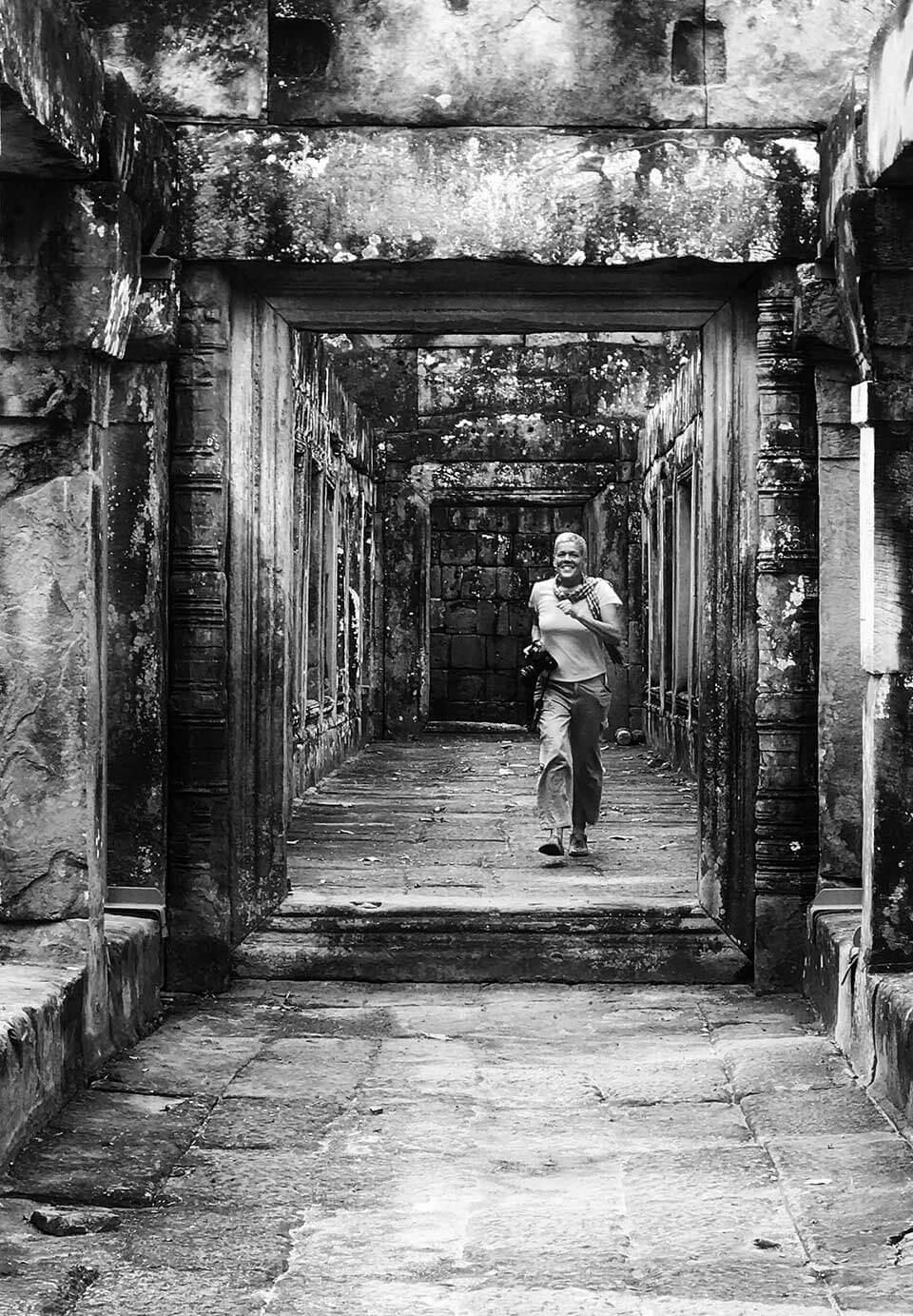 Kambodscha Fototour mit Andrea Künstle