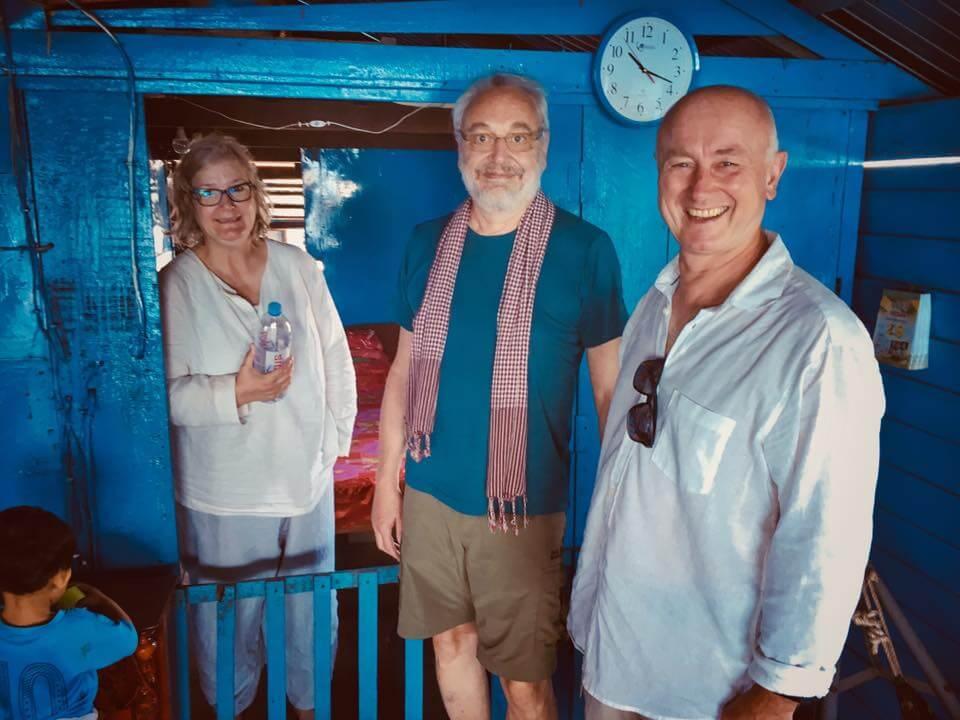 Fototour Kambodscha mit Andrea Künstle - Homestay Floating Village