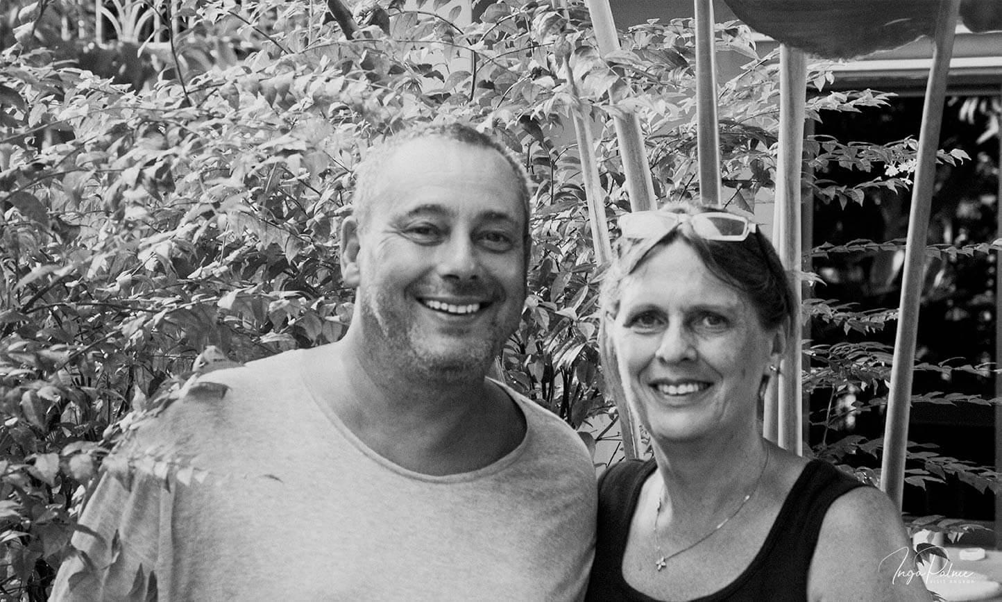 Auswandern nach Kambodscha: Manuela hat's mit Eric getan