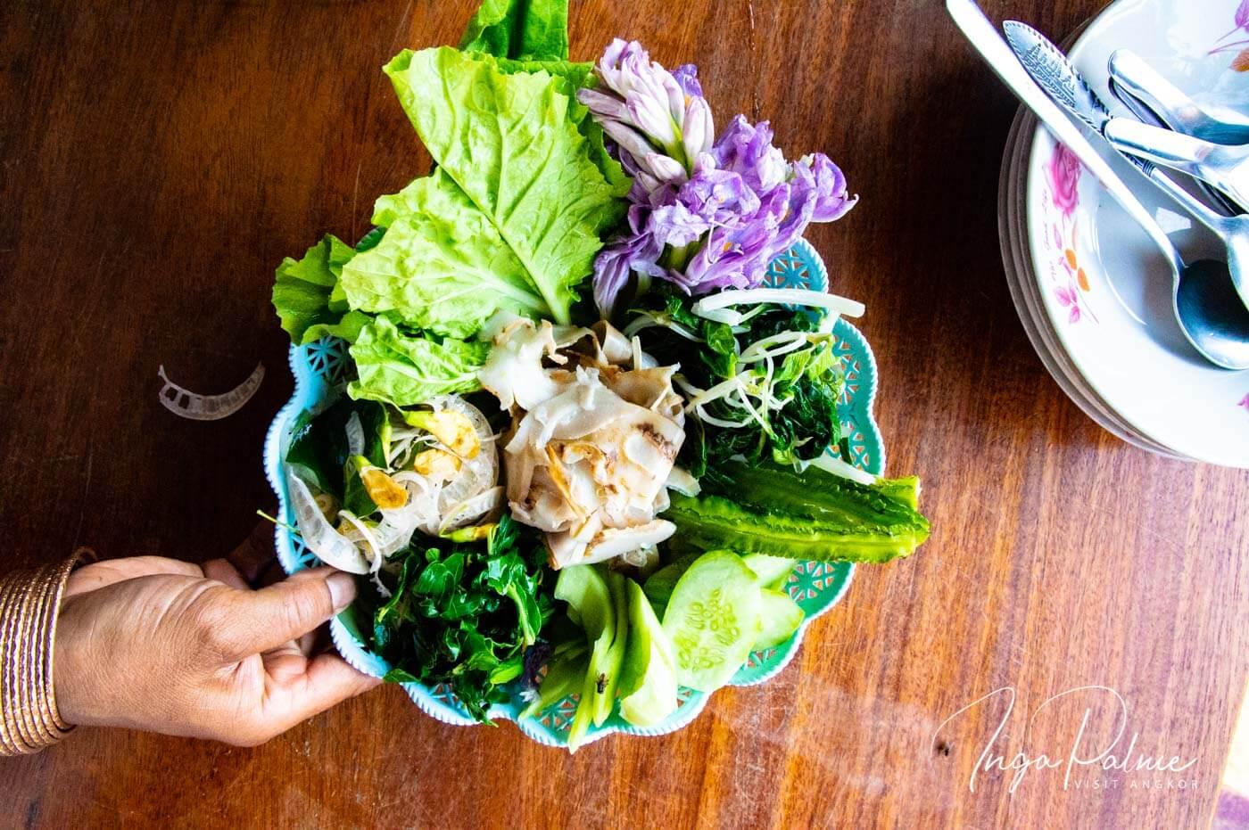Dine With The Locals: Sei Gast bei einer Khmer Familie