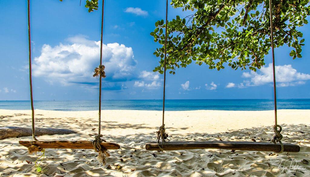 Koh Rong Sanloem - Strandfoto Insel Hopping - Rundreise