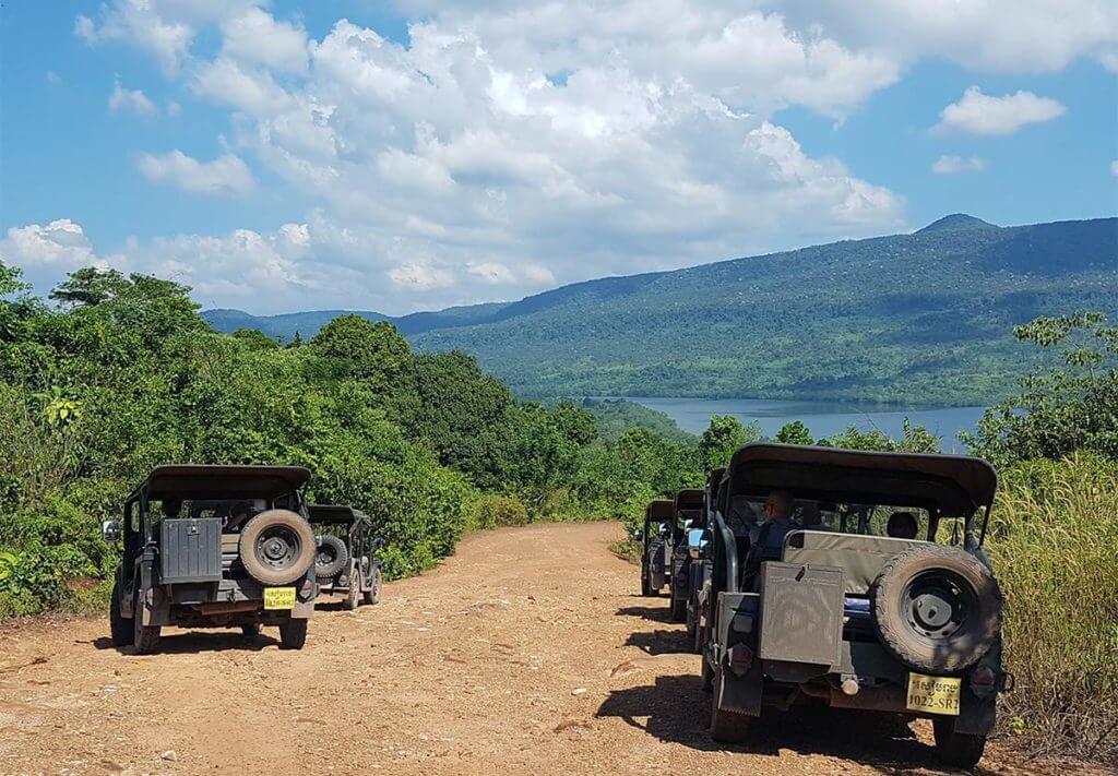 Lotos Rallye - Rundreise mit dem Jeep