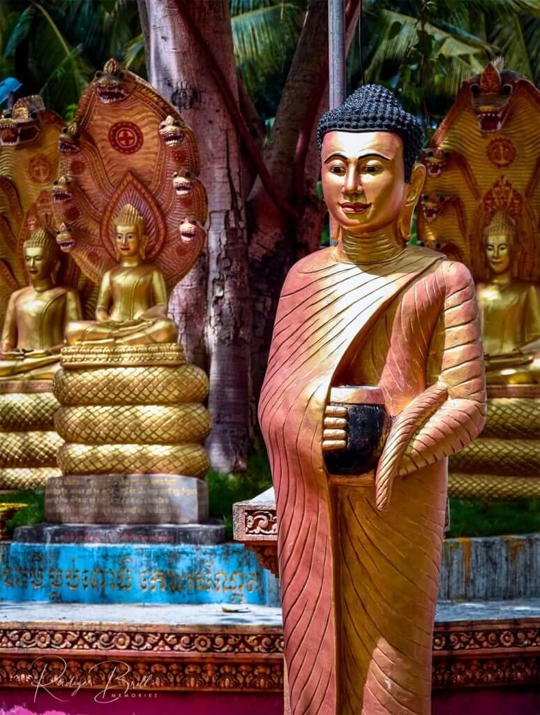 Der Batra Tean Mutrea - Buddha Geste
