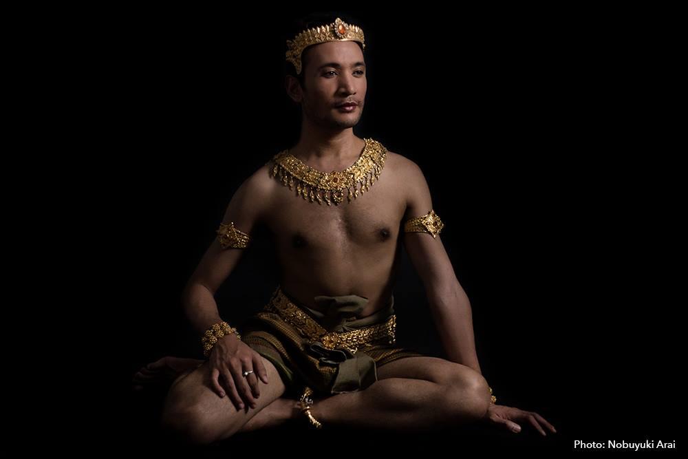 Prumsodun Ok – Fortführung einer Tradition des Apsara-Tanzes in die Moderne