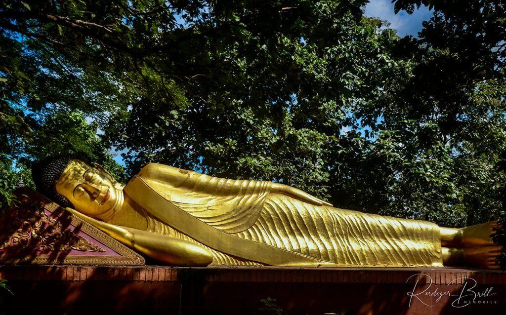 Der Sakyanak Mutrea Buddha - Buddha Geste